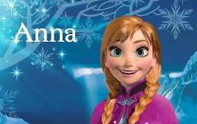 Anna 公主