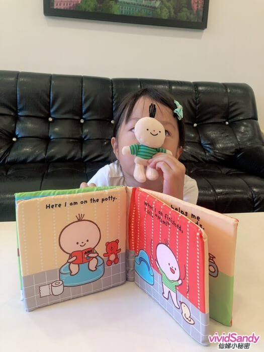 K's 布書 幼兒 read and play