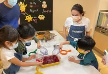 全英文 兒童烹飪 台北 課程